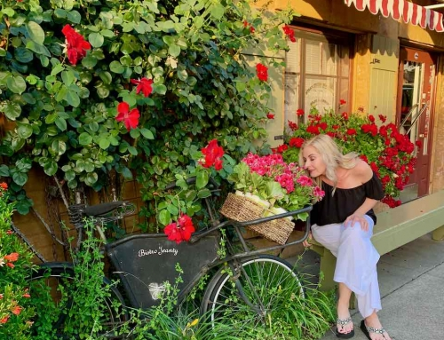 3 Steps to Stop and Smell the Roses