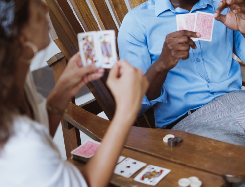 Why Poker is a Great Date Night Idea